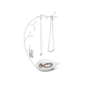 "Umbra Orchid Jewelry Organizer, 8.5"" x 5.75"""