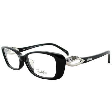 Emilio Pucci Rectangle EP 2683 001 Women Ebony Frame Eyeglasses