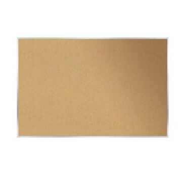Ghent Aluminum Frame Corkboard, 18