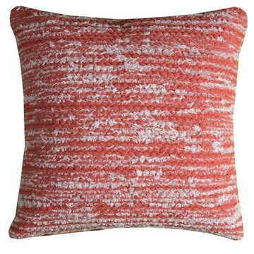 Rizzy Home Camille Stripes Pillow