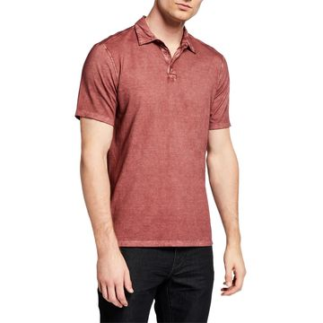 Men's Gunpowder Wash Polo Shirt