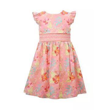 Bonnie Jean Girls' Girls 4-6X Floral Dress - -