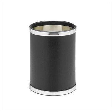 Kraftware Sophisticates Black With Polished Chrome 10