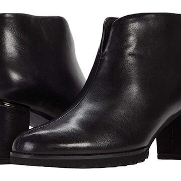 Vaneli Idalia (Black Nappa) Women's Shoes