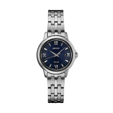 Seiko Women's Stainless Steel Solar Dress Watch