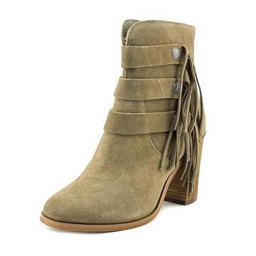 Yellow Box Womens Upon Closed Toe Ankle Fashion Boots