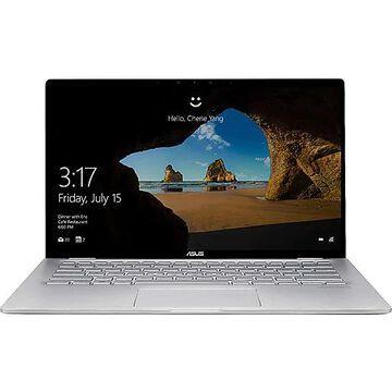 """Asus Q406DA-BR5T6 14"""" Touch-Screen Notebook, AMD Ryzen 5 3500U, 8GB Memory, 256GB SSD, Windows 10"""