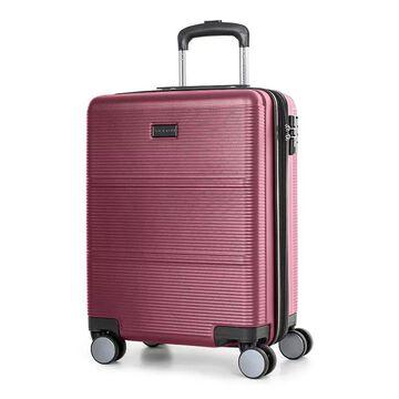 Bugatti Brussels Hard Side Luggage, Red, 28 INCH