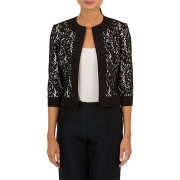 Carolina Herrera Lace Jacket