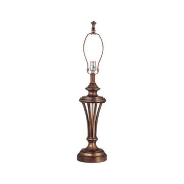 31h Mix and Match Lamp Base Only Sienna