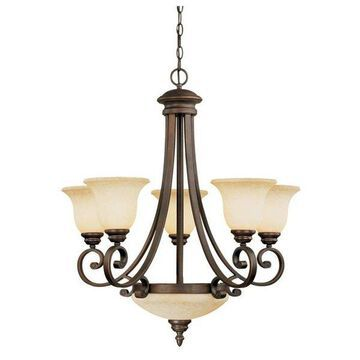 Millennium Lighting, 1207-RBZ, Traditional