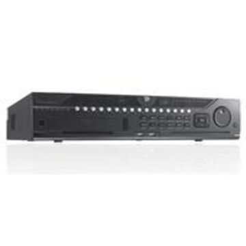 Hikvision 8-CH Analog / 16-CH IP Embedded Hybrid DVR, No HDD, H264, Up to 5MP, HDMI, 8-SATA