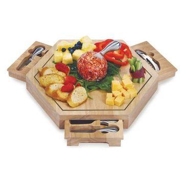 Bergamo Cheese Board, Wood