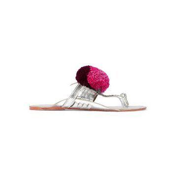 FIGUE Toe strap sandal