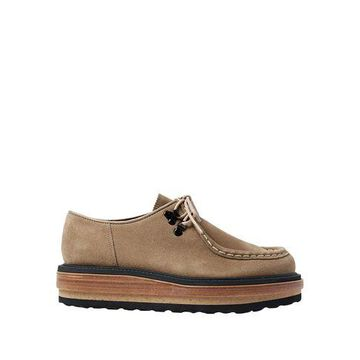 SACAI Lace-up shoe