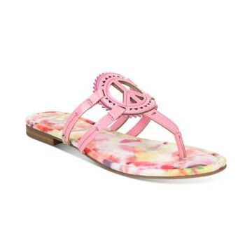 Circus by Sam Edelman Canyon 2 Medallion Flat Sandals Women's Shoes