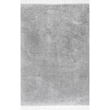 nuLoom Belleza Plush Neva 4' x 6' Area Rugs