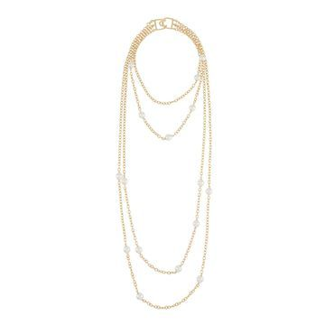 4-Layer Chain Necklace, 28