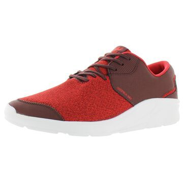 Supra Mens Noiz Leather Knit Running Shoes