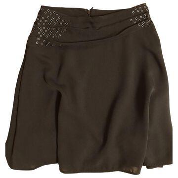 The Kooples \N Black Polyester Skirts