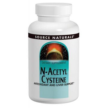 N-Acetyl Cysteine 1000mg Source Naturals, Inc. 120 Tabs