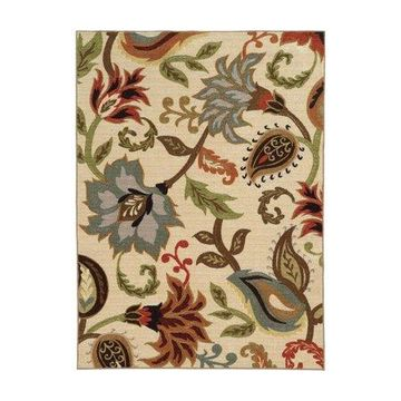 Oriental Weavers of America Sherwood, Ivory