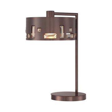 Kovacs P1082-631 Bling Bang 1 Light Table Lamp