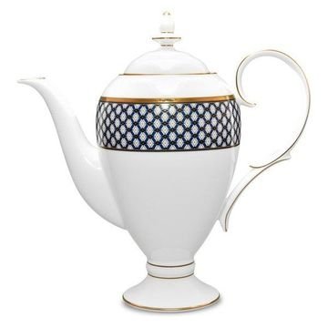 Noritake Blueshire Coffee Pot