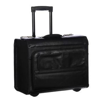 Amerileather Rolling Catalog Case