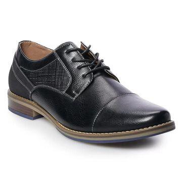 Sonoma Goods For Life Smit Men's Dress Shoes, Size: Medium (13), Black