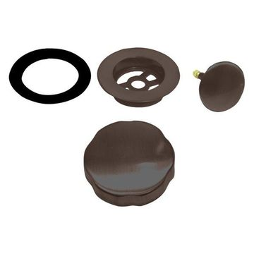 Standard Trim For Cable Drive Bath Waste In Oil Rubbed Bronze