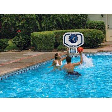 Poolmaster Minnesota Timberwolves NBA Pro Rebounder-Style Poolside Basketball Game