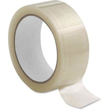 Sparco, SPR74946, 1.6mil Hot-melt Sealing Tape, 36 / Carton, Clear