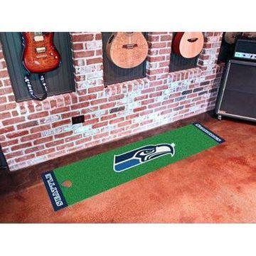 FanMats NFL Seattle Seahawks Putting Green Mat