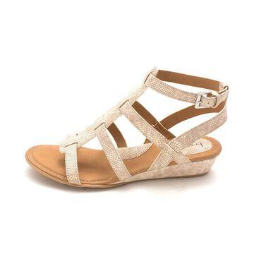 Born Womens Heidi Open Toe Casual Platform Sandals