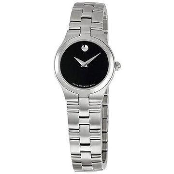 Movado Women's 0605024 'Juro' Stainless Steel Watch