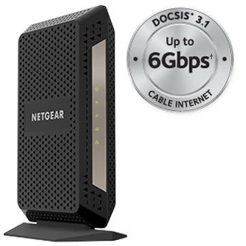 Netgear CM1000100NAS Ultra-High Speed Cable Modem