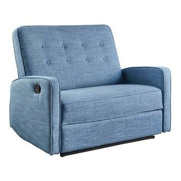 Calliope Buttoned Reclining Loveseat - Christopher Knight Home