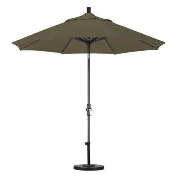 California Umbrella 9' Patio Umbrella in Cocoa