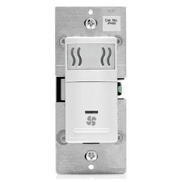 Leviton White Humidity Control Sensor