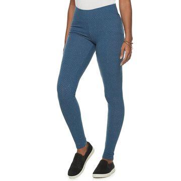 Women's SONOMA Goods for Life Jersey Midrise Leggings