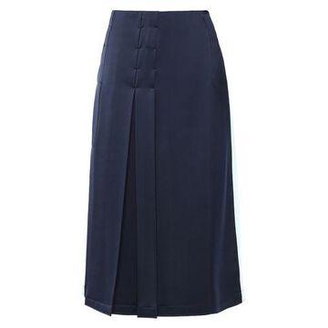 CEDRIC CHARLIER Midi skirt