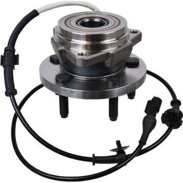 Wheel Bearing and Hub Assembly