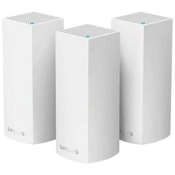 Linksys VELOP Whole Home Mesh Wi-Fi System (3 Pack) (WHW0303)