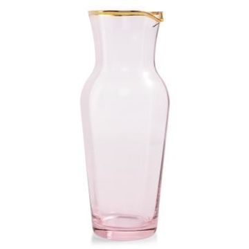 Closeout! Martha Stewart Collection Blush Carafe, Created For Macy's