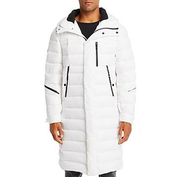 Karl Lagerfeld Paris Quilted Puffer Coat