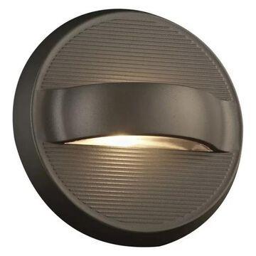PLC Lighting 1-Light Exterior Light From The Taitu Collection, Bronze