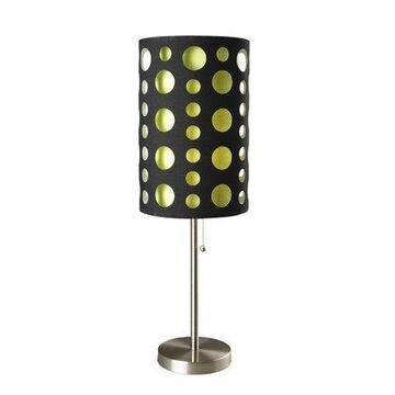 Ore International Inc. Modern Retro Table Lamp