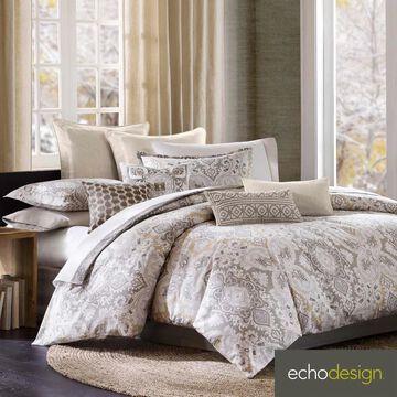 Echo Design Odyssey Cotton Paisley Comforter Set