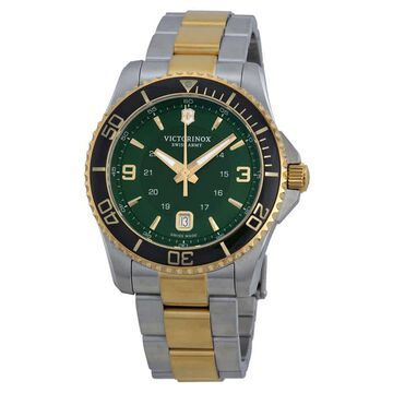 Victorinox Swiss Army Maverick GS Green Dial Men's Watch 241605